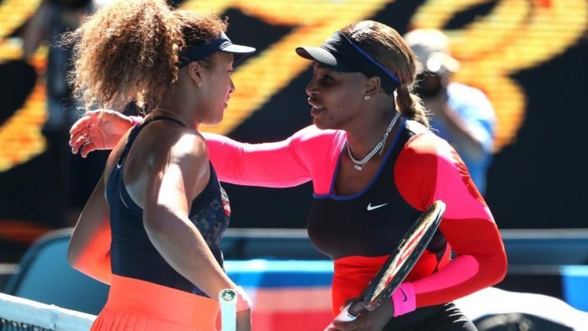 Naomi Osaka Defeats Serena Williams to Advance to Australian Open Final